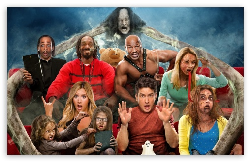 Scary Movie 5 2013 HD wallpaper for Wide 16:10 5:3 Widescreen WHXGA WQXGA WUXGA WXGA WGA ; HD 16:9 High Definition WQHD QWXGA 1080p 900p 720p QHD nHD ; Standard 3:2 Fullscreen DVGA HVGA HQVGA devices ( Apple PowerBook G4 iPhone 4 3G 3GS iPod Touch ) ; Mobile 5:3 3:2 16:9 - WGA DVGA HVGA HQVGA devices ( Apple PowerBook G4 iPhone 4 3G 3GS iPod Touch ) WQHD QWXGA 1080p 900p 720p QHD nHD ;