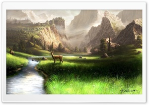 Scenic Landscape HD Wide Wallpaper for Widescreen