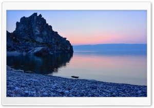 Schaman_Rock_Breath of Baikal HD Wide Wallpaper for 4K UHD Widescreen desktop & smartphone