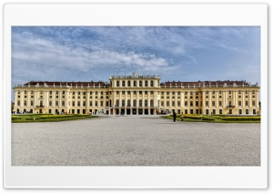 Schloss Schnbrunn Wien Vienna HD Wide Wallpaper for Widescreen