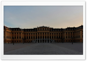 Schnbrunn Palace HD Wide Wallpaper for Widescreen