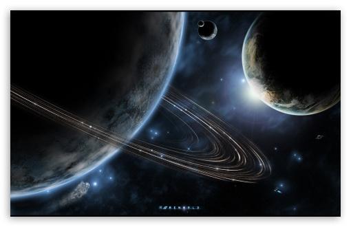 Sci Fi Planets HD wallpaper for Wide 16:10 5:3 Widescreen WHXGA WQXGA WUXGA WXGA WGA ; Standard 4:3 5:4 3:2 Fullscreen UXGA XGA SVGA QSXGA SXGA DVGA HVGA HQVGA devices ( Apple PowerBook G4 iPhone 4 3G 3GS iPod Touch ) ; iPad 1/2/Mini ; Mobile 4:3 5:3 3:2 5:4 - UXGA XGA SVGA WGA DVGA HVGA HQVGA devices ( Apple PowerBook G4 iPhone 4 3G 3GS iPod Touch ) QSXGA SXGA ;