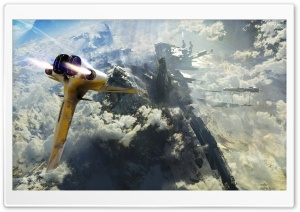 Science Fiction Scenery Ultra HD Wallpaper for 4K UHD Widescreen desktop, tablet & smartphone