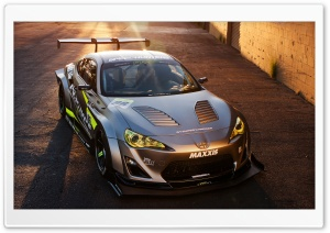 Scion FR S Supercharger HD Wide Wallpaper for Widescreen