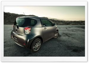 Scion IQ HD Wide Wallpaper for Widescreen
