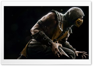 Scorpion HD Wide Wallpaper for Widescreen
