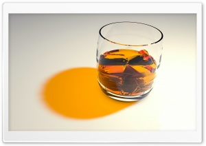 Scotch Whisky HD Wide Wallpaper for Widescreen