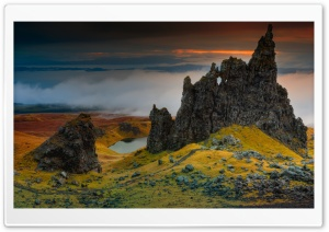 Scotland Beautiful Landscape HD Wide Wallpaper for Widescreen