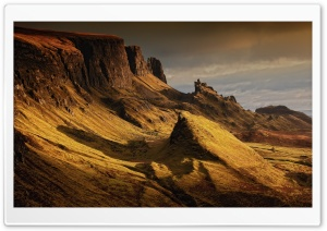 Scotland Highlands HD Wide Wallpaper for Widescreen