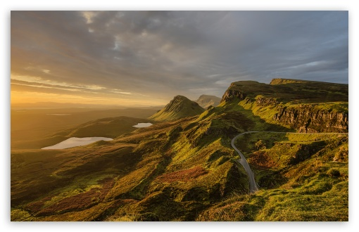 Download Scotland, Land of Mountain Wildernesses HD Wallpaper