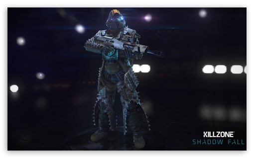 Scout Class   Killzone Shadow Fall HD wallpaper for Wide 5:3 Widescreen WGA ; HD 16:9 High Definition WQHD QWXGA 1080p 900p 720p QHD nHD ; Mobile 5:3 16:9 - WGA WQHD QWXGA 1080p 900p 720p QHD nHD ;