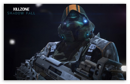 Scout Class   Killzone Shadow Fall Game HD wallpaper for Wide 16:10 5:3 Widescreen WHXGA WQXGA WUXGA WXGA WGA ; HD 16:9 High Definition WQHD QWXGA 1080p 900p 720p QHD nHD ; Mobile 5:3 16:9 - WGA WQHD QWXGA 1080p 900p 720p QHD nHD ;