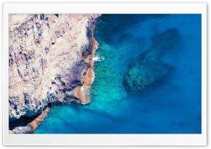 Sea Beach Stone Ultra HD Wallpaper for 4K UHD Widescreen desktop, tablet & smartphone