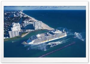 Sea Cruiser HD Wide Wallpaper for 4K UHD Widescreen desktop & smartphone