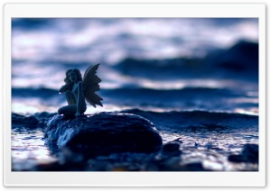 Sea Fairy HD Wide Wallpaper for Widescreen