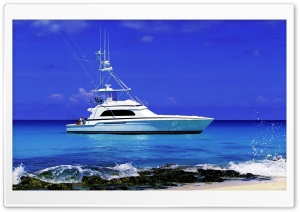 Sea Fishing HD Wide Wallpaper for Widescreen