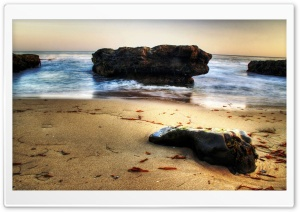 Sea Landscape 2 HD Wide Wallpaper for Widescreen
