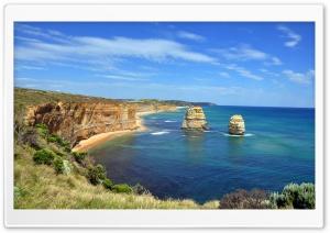 Sea Landscape In Australia Ultra HD Wallpaper for 4K UHD Widescreen desktop, tablet & smartphone