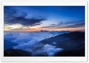 Sea Of Cloud HD Wide Wallpaper for Widescreen