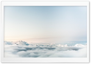 Sea Of Clouds HD Wide Wallpaper for Widescreen