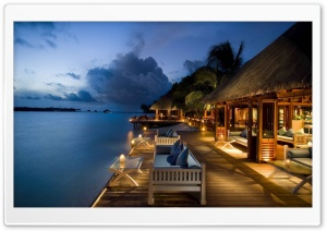Sea Resort HD Wide Wallpaper for Widescreen