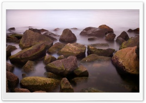 Sea Rocks HD Wide Wallpaper for Widescreen