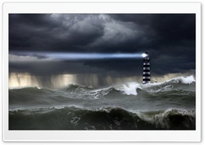 Sea Storm Ultra HD Wallpaper for 4K UHD Widescreen desktop, tablet & smartphone
