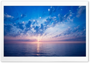 Sea Sunshine HD Wide Wallpaper for Widescreen