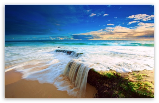 Sea Wave Waterfall HD wallpaper for Wide 16:10 5:3 Widescreen WHXGA WQXGA WUXGA WXGA WGA ; HD 16:9 High Definition WQHD QWXGA 1080p 900p 720p QHD nHD ; Standard 4:3 5:4 3:2 Fullscreen UXGA XGA SVGA QSXGA SXGA DVGA HVGA HQVGA devices ( Apple PowerBook G4 iPhone 4 3G 3GS iPod Touch ) ; Tablet 1:1 ; iPad 1/2/Mini ; Mobile 4:3 5:3 3:2 16:9 5:4 - UXGA XGA SVGA WGA DVGA HVGA HQVGA devices ( Apple PowerBook G4 iPhone 4 3G 3GS iPod Touch ) WQHD QWXGA 1080p 900p 720p QHD nHD QSXGA SXGA ;