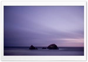 Seal Rocks (San Francisco, California) HD Wide Wallpaper for Widescreen