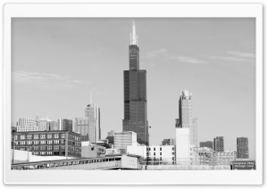 Sears Tower HD Wide Wallpaper for Widescreen