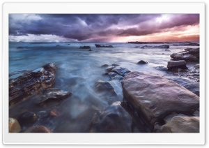 Seascape HD Wide Wallpaper for Widescreen