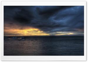Seascape HD Wide Wallpaper for 4K UHD Widescreen desktop & smartphone
