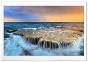 Seascape Ultra HD Wallpaper for 4K UHD Widescreen desktop, tablet & smartphone