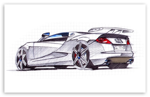 Seat Cupra GT Sketch 1 HD wallpaper for Wide 16:10 5:3 Widescreen WHXGA WQXGA WUXGA WXGA WGA ; HD 16:9 High Definition WQHD QWXGA 1080p 900p 720p QHD nHD ; Standard 3:2 Fullscreen DVGA HVGA HQVGA devices ( Apple PowerBook G4 iPhone 4 3G 3GS iPod Touch ) ; Mobile 5:3 3:2 16:9 - WGA DVGA HVGA HQVGA devices ( Apple PowerBook G4 iPhone 4 3G 3GS iPod Touch ) WQHD QWXGA 1080p 900p 720p QHD nHD ;