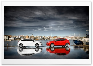 Seat Ibiza FR HD Wide Wallpaper for Widescreen