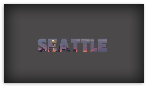 Seattle Minimalist ❤ 4K UHD Wallpaper for 4K UHD 16:9 Ultra High Definition 2160p 1440p 1080p 900p 720p ; Tablet 1:1 ; Mobile 16:9 - 2160p 1440p 1080p 900p 720p ;