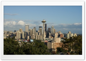 Seattle Wa HD Wide Wallpaper for 4K UHD Widescreen desktop & smartphone
