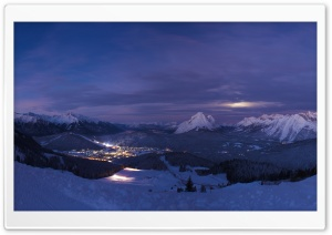 Seefeld Austria Winter HD Wide Wallpaper for Widescreen