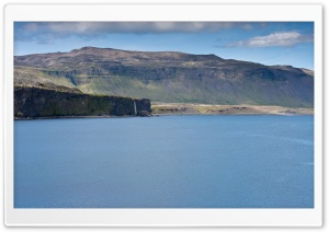Seen From Arnarstapi, Iceland HD Wide Wallpaper for Widescreen