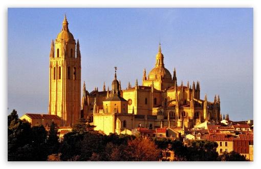 Segovia Cathedral ❤ 4K UHD Wallpaper for Wide 16:10 5:3 Widescreen WHXGA WQXGA WUXGA WXGA WGA ; 4K UHD 16:9 Ultra High Definition 2160p 1440p 1080p 900p 720p ; Mobile 5:3 16:9 - WGA 2160p 1440p 1080p 900p 720p ;