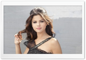 Selena Gomez 2011 (EN-LOVE) HD Wide Wallpaper for 4K UHD Widescreen desktop & smartphone