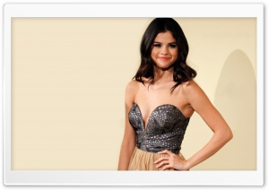 Selena Gomez 2012 HD Wide Wallpaper for Widescreen