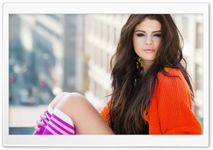 Selena Gomez 2013 HD Wide Wallpaper for 4K UHD Widescreen desktop & smartphone