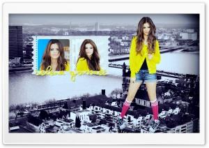 Selena Gomez HD Wide Wallpaper for Widescreen