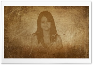 Selena Gomez HD Wide Wallpaper for Widescreen