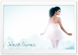 Selena Gomez - A Year Without Rain HD Wide Wallpaper for Widescreen