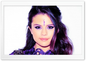 Selena Gomez - Come And Get It Background HD Wide Wallpaper for Widescreen