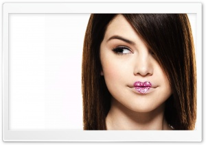 Selena Gomez - Kiss  Tell HD Wide Wallpaper for 4K UHD Widescreen desktop & smartphone
