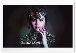 Selena Gomez - Stars Dance HD Wide Wallpaper for Widescreen